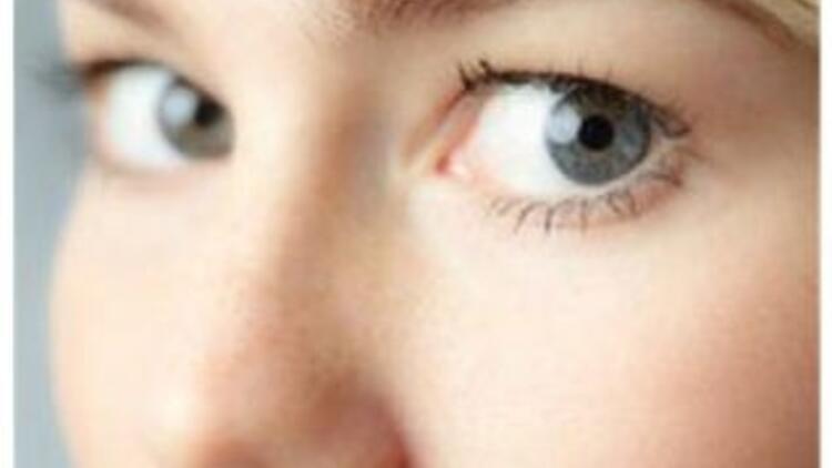 gebeliğin 3. ayında gözler