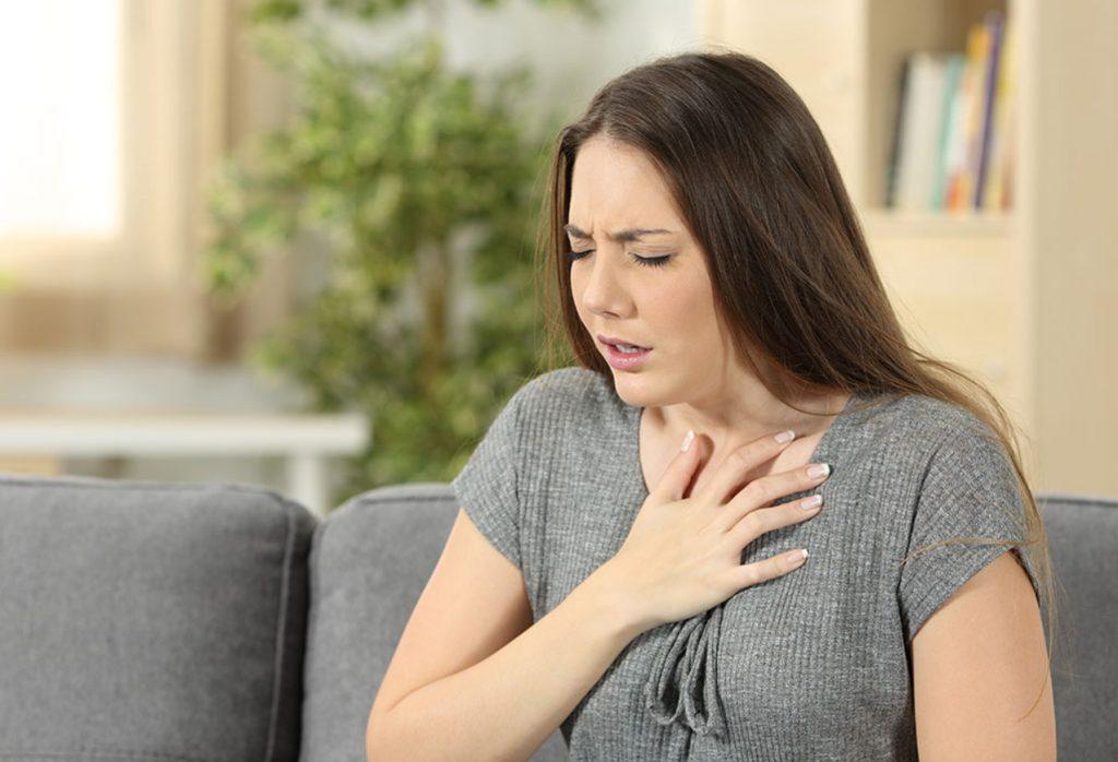 gebelikte nefes darlığı