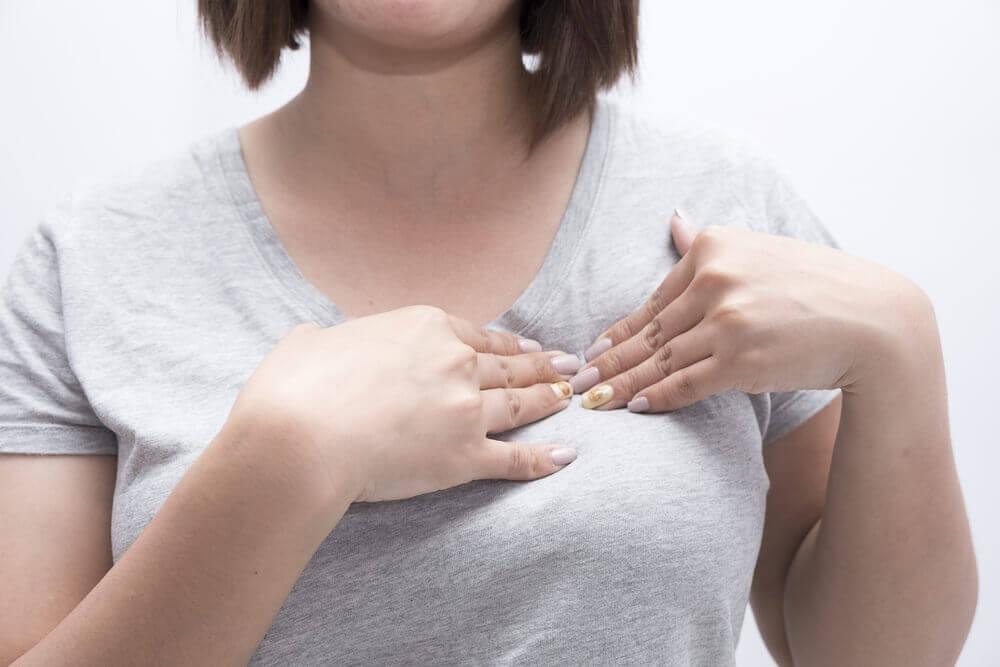 gebelikte göğüs ağrısı