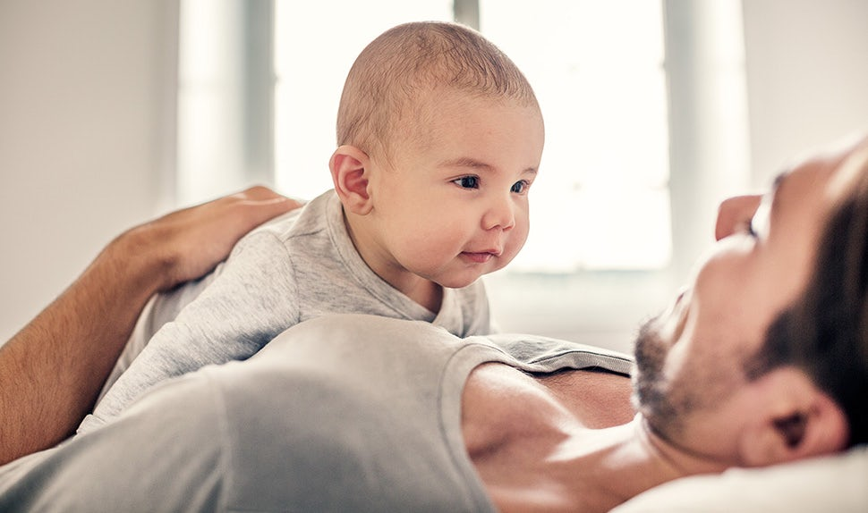 1 aylık bebegin 5 duyusu