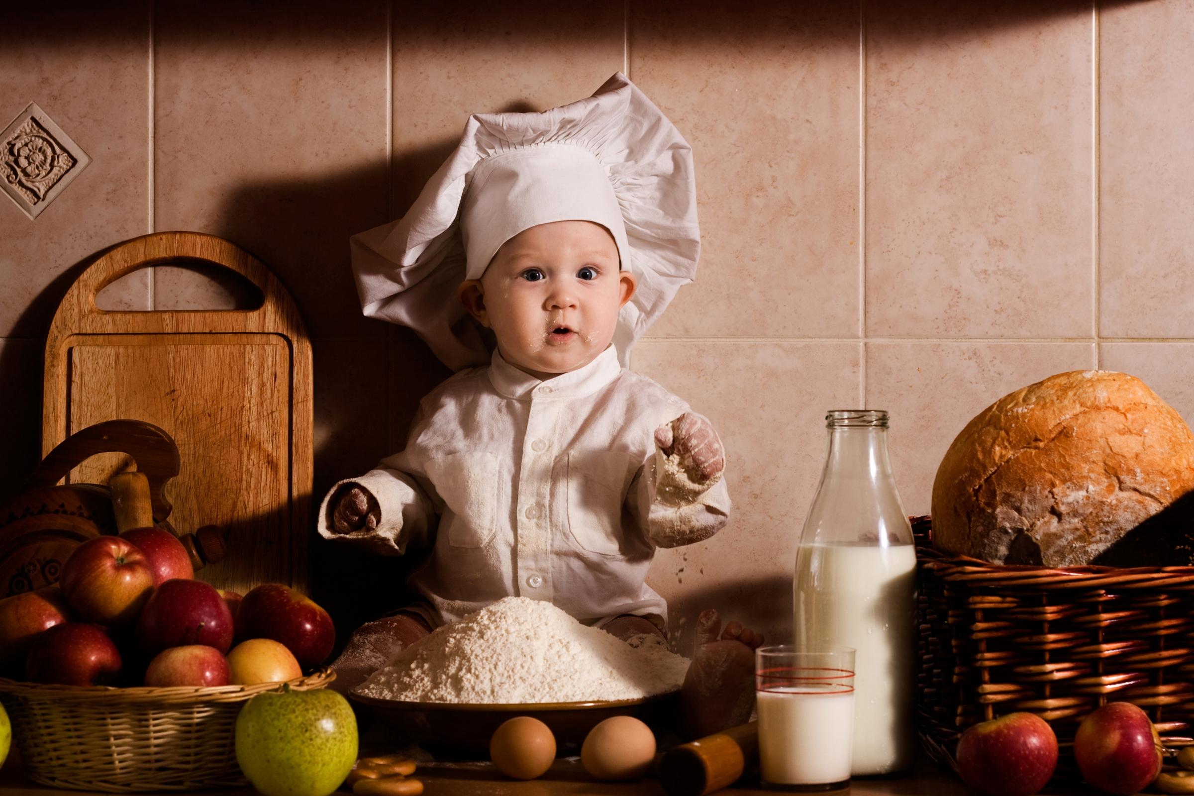 Bebeğin İlk Yılı İçin Porsiyon Rehberi