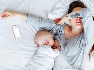 Bebeğinize Sadece 7 Gün İçinde Uyumayı Öğretin