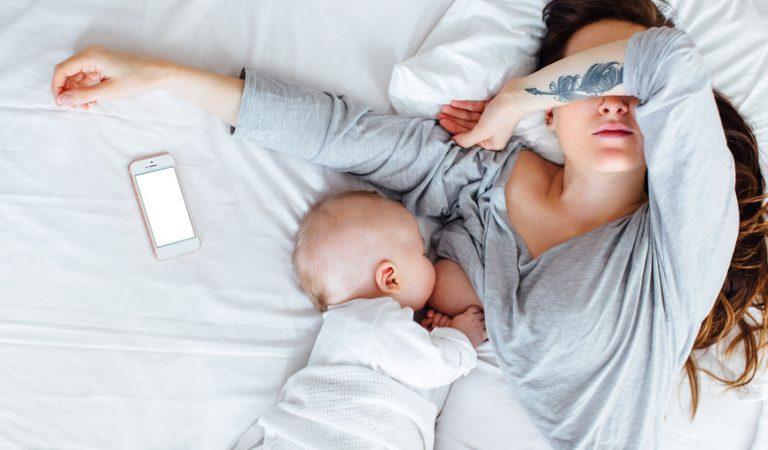 Bebeğinize Sadece 7 Gün İçinde Uyumayı Öğretin!