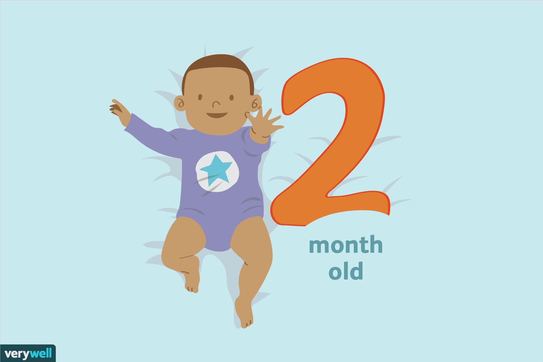 2 Aylık Bebek: Gelişimi, Sağlık Durumu, Beslenmesi, Uyku Düzeni