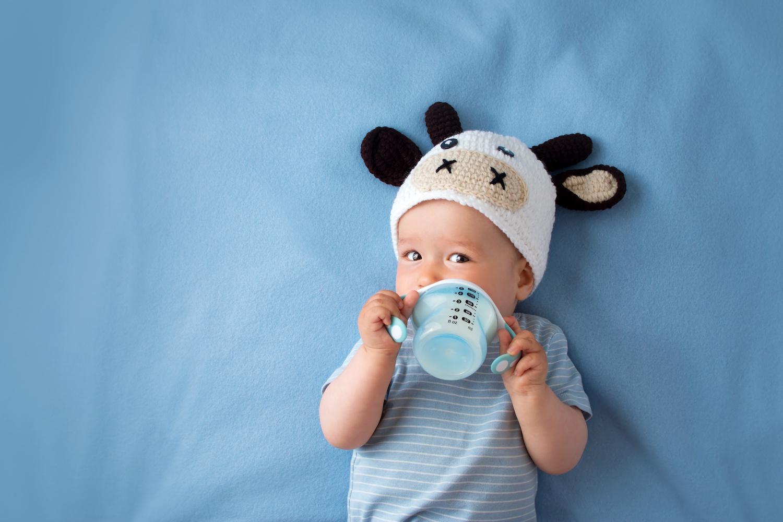 Bebeğinizi İnek Sütü ile Tanıştırma