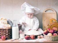 bebeklerin ilk yili icin porsiyon rehberi