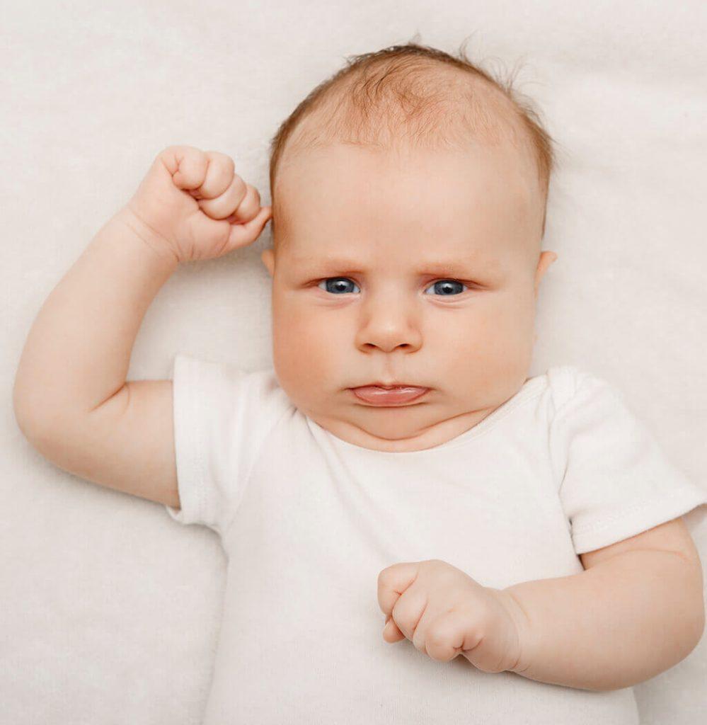 bebeklerde uyku gerilemesi