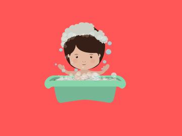banyo eğitimi