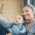instagram anneleri