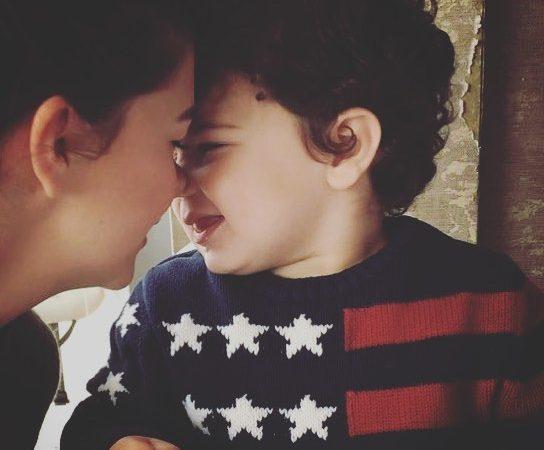Instagram'da takip edilesi bir oyuncu anne: Pelin Karahan!
