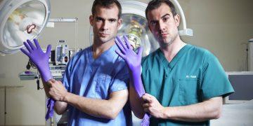 Twin Dr's Chris and Xand for Maverick/CBBC