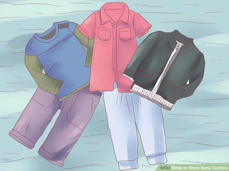 Hangi giysilerin depolama için uygun olduğuna karar verin.