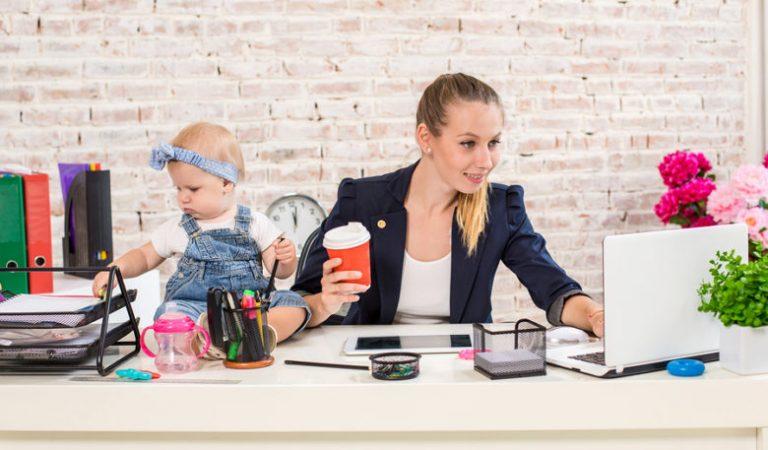 Çalışan Anneler Çocuklarına Nasıl Davranmalı?