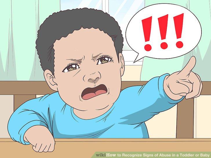 Aşırı derecede uyumlu veya aşırı talep eden bir çocuğa dikkat edin.