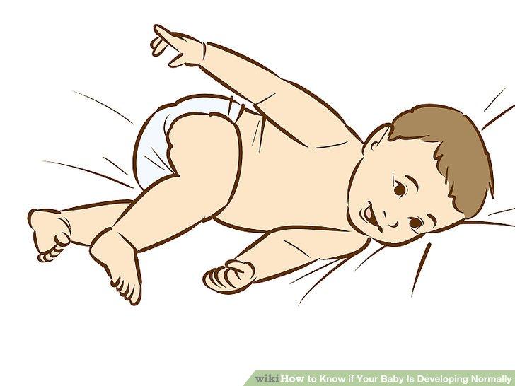 Bebeğinizin gelişimini kontrol edin