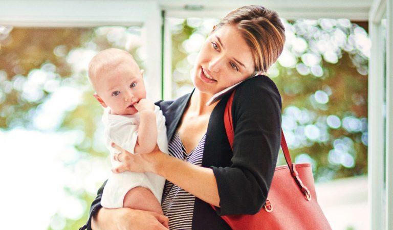 Çalışan bir anne misin?