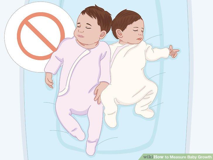 Diğer bebeklerle karşılaştırmaktan kaçının.
