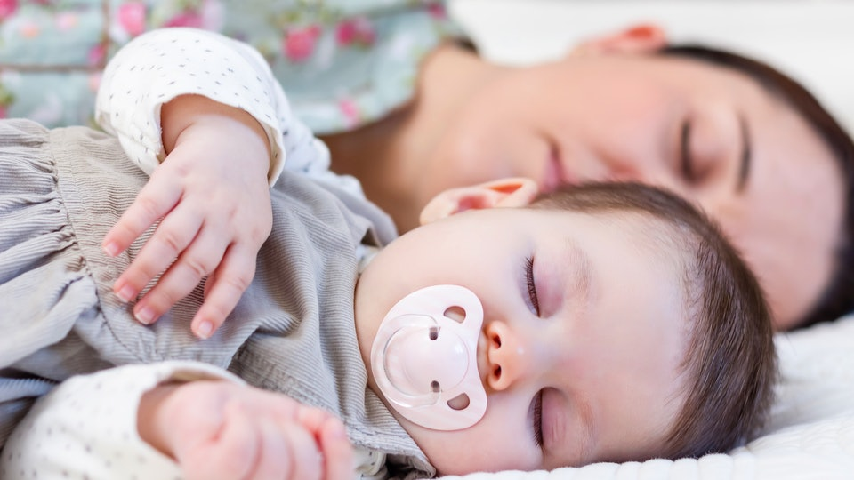 4-6 Ay Arası Bebeğinizin Uykusunu Anlamak