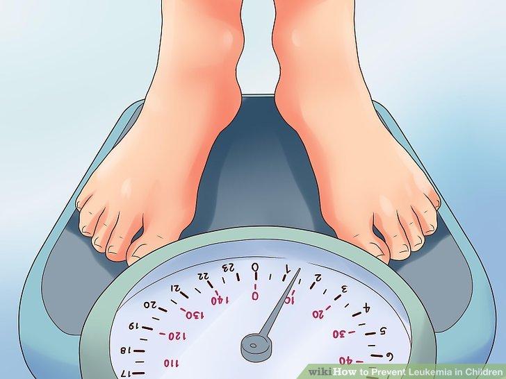 Herhangi bir kilo kaybını takip edin.