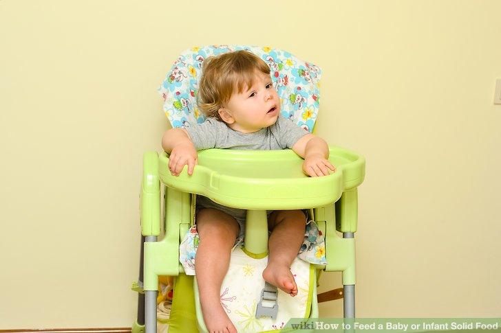 bebek beslenmesi, katı gıda