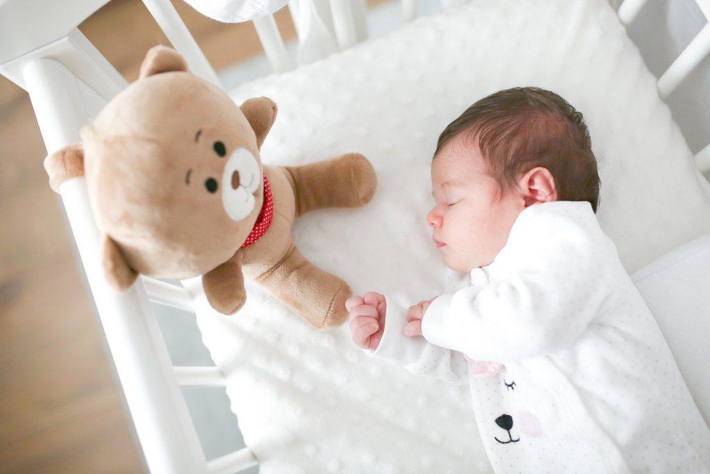bebek, uyku rutini