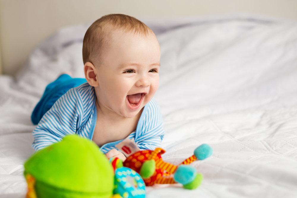bebek, sosyal gelişim