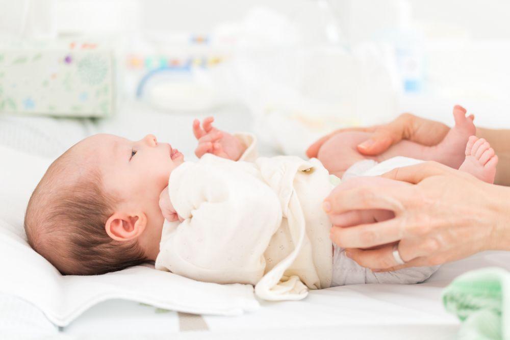 yenidoğan, kilo kaybı, bebek