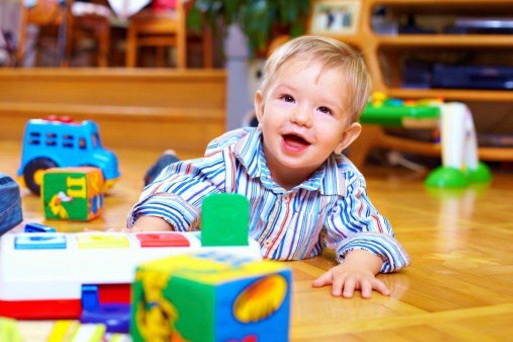 bebeklerde motor becerileri