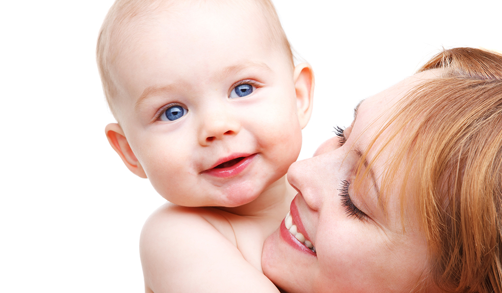 dil ve beyin gelişimi, bebek