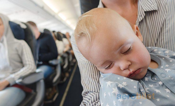 Seyahat Sırasında Bebeğinizin Uyku Düzeni!