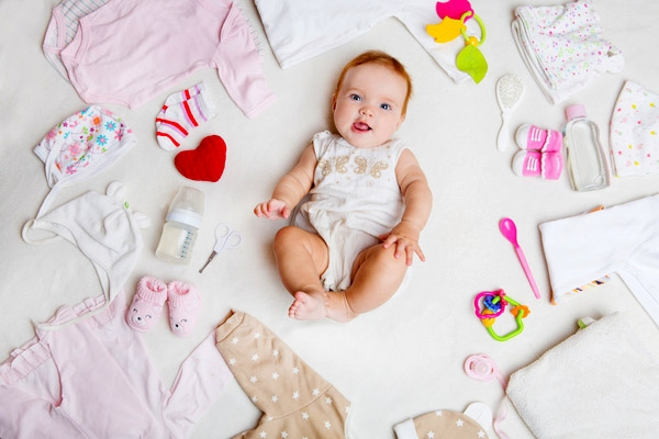 bebek alışverişi