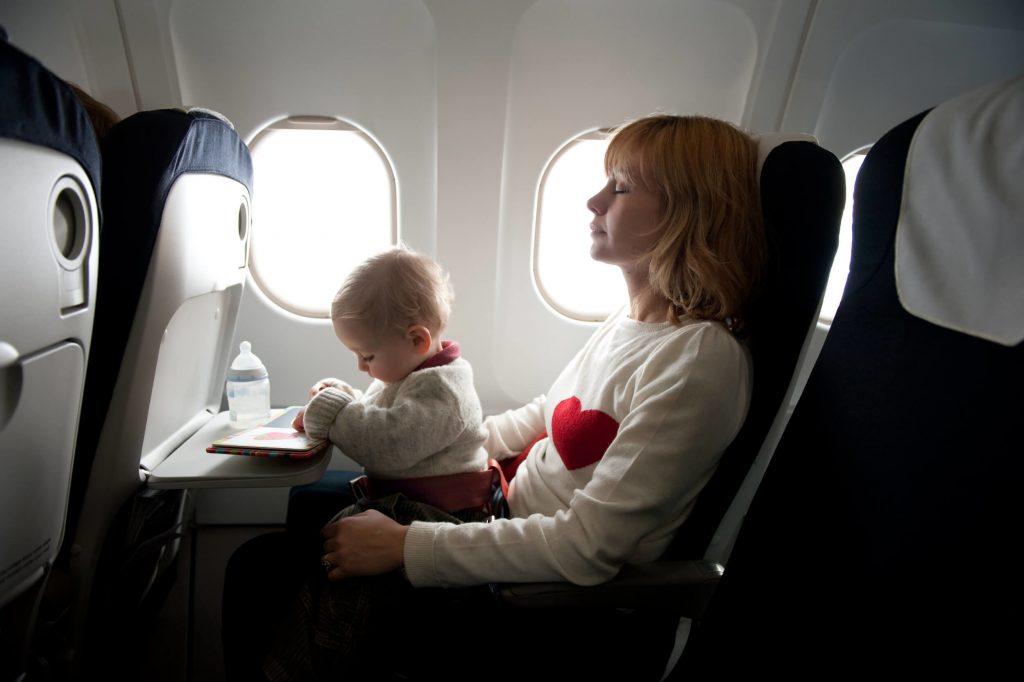 bebekle seyahat etmek