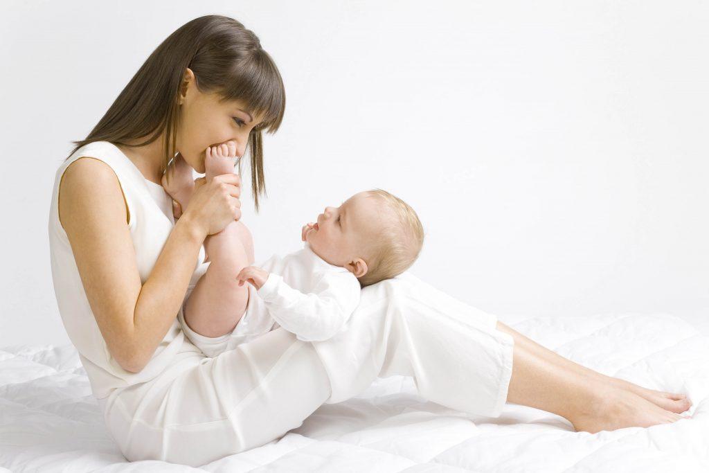 bebek, bağ kurma, anne