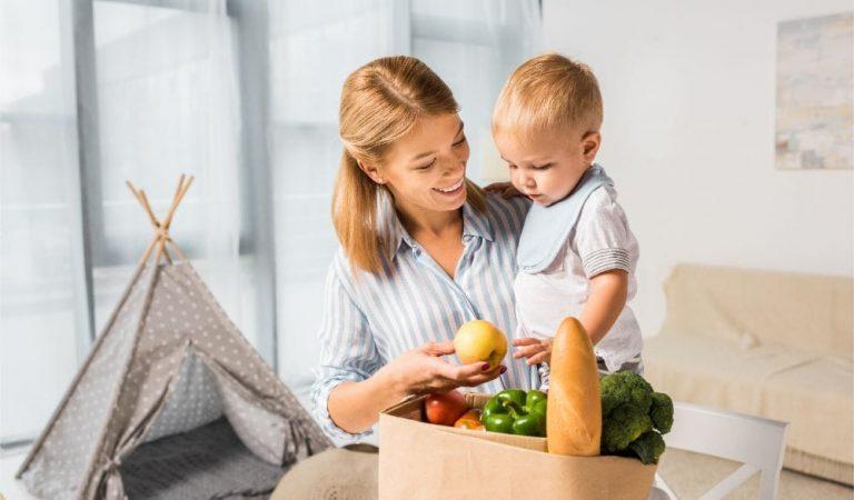 Emzirirken Nasıl Beslenmeli? Emziren Anne Diyeti