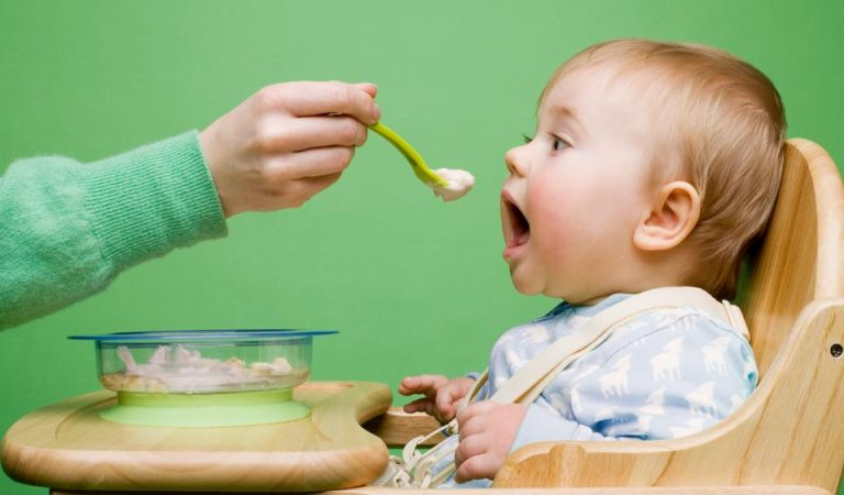 6-8 Aylık Bebekler İçin Ev Yapımı Mama Alternatifleri