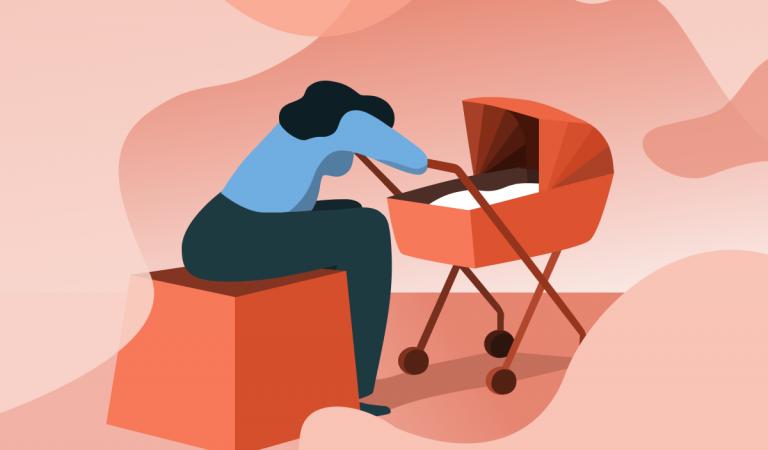 Doğum Sonrası Depresyon: Çözümü Olan Korkutucu Bir Aşama