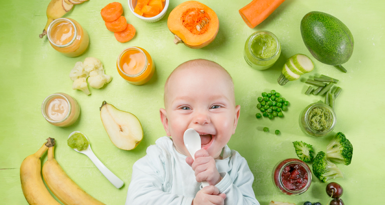 Evde Bebek Maması Nasıl Yapılır?